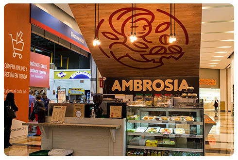 Ambrosía Coffe - Local 1405