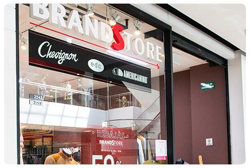 Brand Store, Local 2297