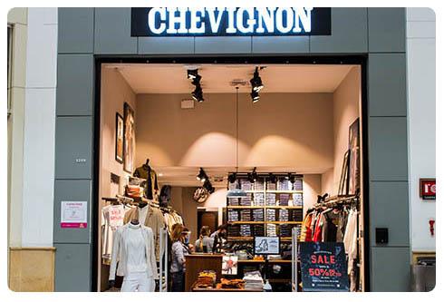 Chevignon - Local 1209