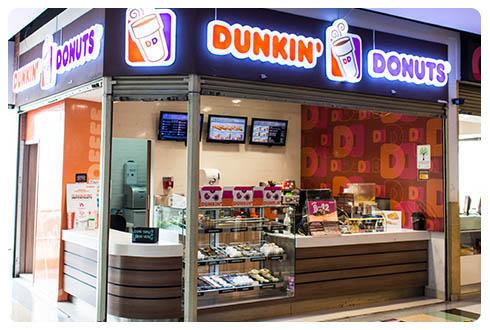 Dunkin Donuts Local 2407