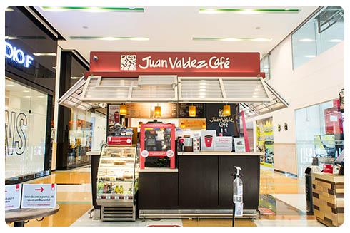 Juan Valdéz Café - Local 1241 y 1243