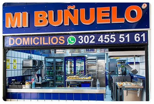 Mi Buñuelo Local 2233