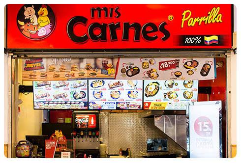 Mis Carnes Parrilla Local 2389