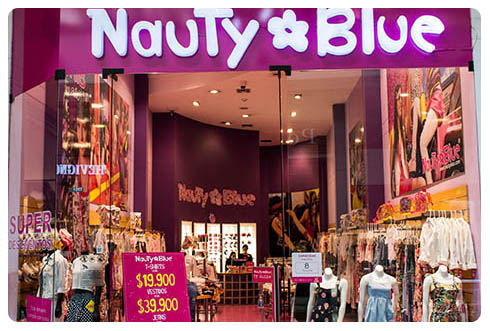 Nauty Blue - Local 1257