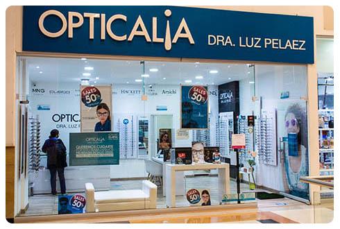 Opticalia - Local 1329