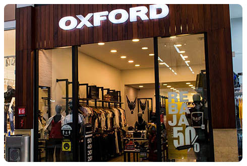 Oxford Jeans - Local 1185