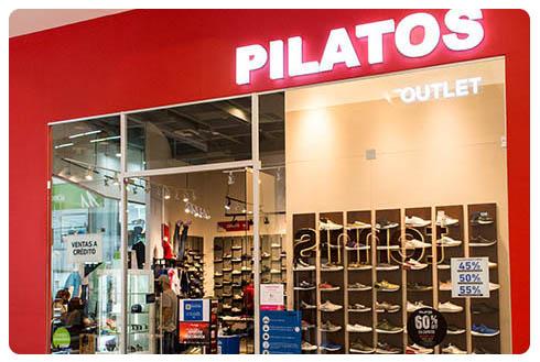 Pilatos Outlet locales 126 y 127
