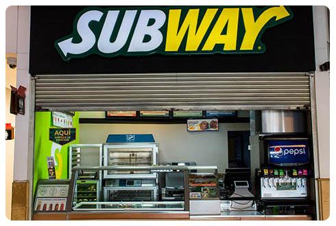 Subway Local 2387