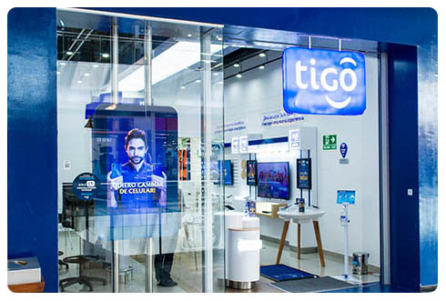 TIGO/UNE Local 2301