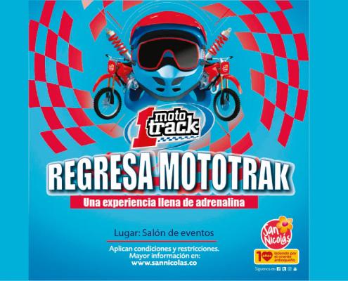 Regresa Moto Track