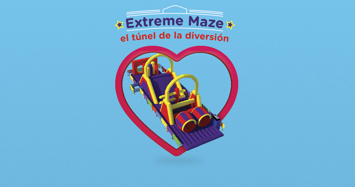 Extreme Maze