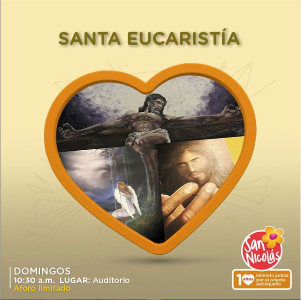 Santa Eucaristía