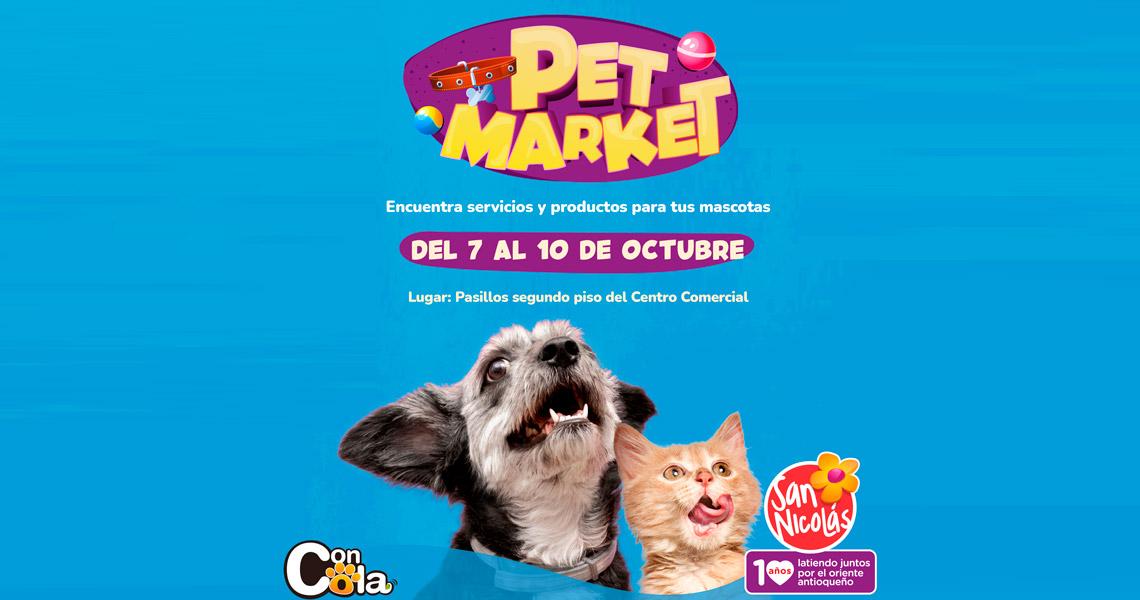 Pet Market Novedad