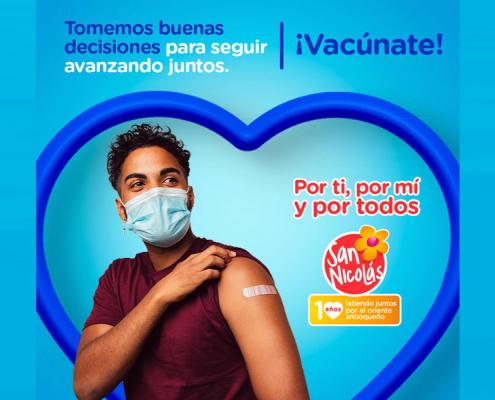 Vacunación COVID San Nicolás